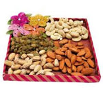 Send Mother's Day Dry Fruits to Goa